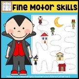 Fine Motor Skill Activities - Halloween