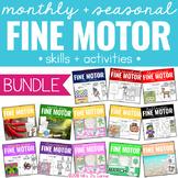 Fine Motor Skills and Activities BUNDLE
