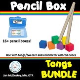 Fine Motor TONGS BUNDLE for special education  preschool o