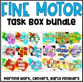 Fine Motor Task Box GROWING Bundle