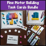 Fine Motor Task Card GROWING Bundle