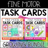 Fine Motor Task Cards: Growing Bundle