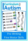 Fine Motor Pre Writing Skills Autism Special Education OT