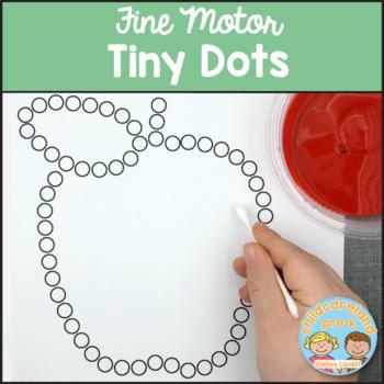 Fine Motor Tiny Dots
