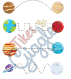 Fine Motor Tracing Packet-23 pages!