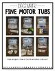 Fine Motor Tub Bundle