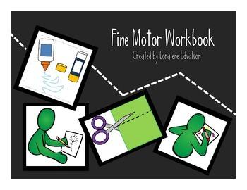 Fine Motor Workbook