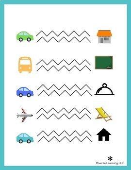Back to School Fine Motor Activities for Autism / Special Ed / OT