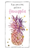 Fineapple Poster and Tags