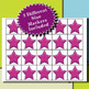 Finger Alphabet 4x4 Bingo 30 Cards