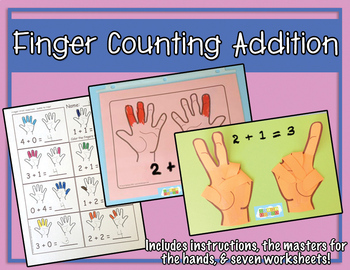 Finger Counting Addition