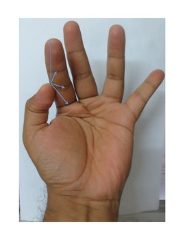 Finger Counting made easier for children and students