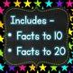 Finger Flashlight Addition Facts