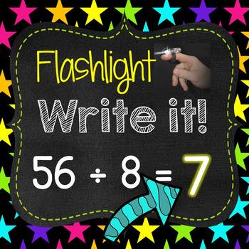 Finger Flashlight Division Facts