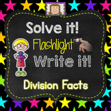 Finger Flashlight Division Facts