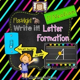 Finger Flashlight Handwriting D'NEALIAN