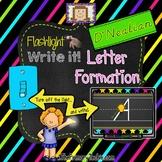 Finger Flashlight Handwriting D'NEALIAN