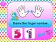 Finger Number Monster Party