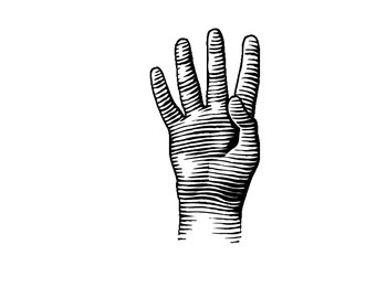 FREEBIE Finger Pattern Flashes 1-10