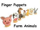 Finger Puppets: Farm Animals
