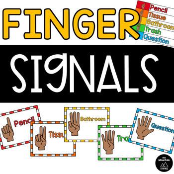 Finger Signals