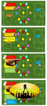 Finger Soccer PPT and Printable
