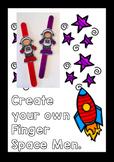 Finger Space Men