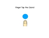 Finger Tap the Colors