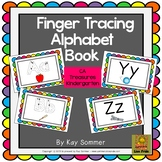 Finger Tracing Alphabet Book {CA Treasures}