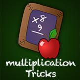 Finger trick to Multiplication of 9