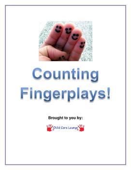 Fingerplays