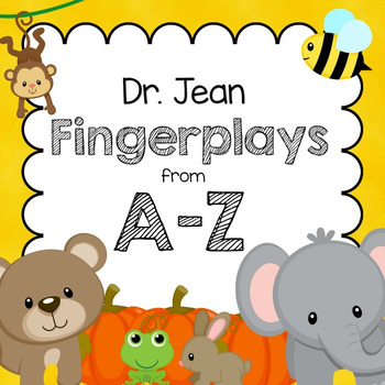 Fingerplays from A-Z