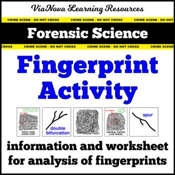 Free Forensics Teaching Resources Lesson Plans Teachers Pay Teachers