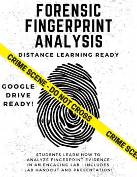 Forensic Fingerprint Analysis