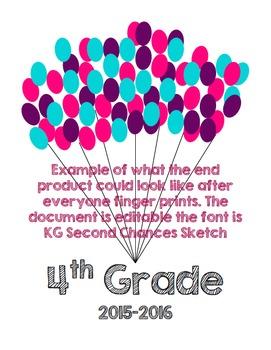 Fingerprint Balloon Memory