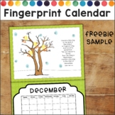 Fingerprint Calendar FREE
