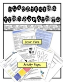 Science Activity - Classify Fingerprints Lesson Plan & Wor