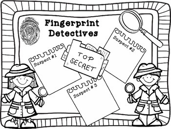 Fingerprint Detectives