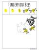 Fingerprint Fun - Fine Motor and Visual Motor Art Activity