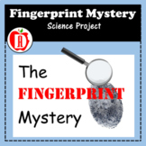 Fingerprint Mystery Science Project