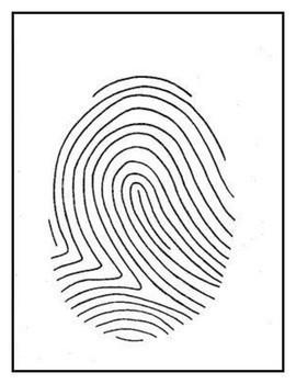 Fingerprint Poetry