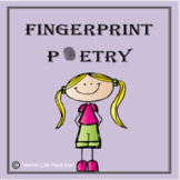 Fingerprint Poetry