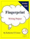 Fingerprint Creative Writing Project