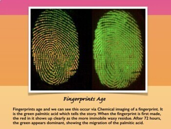 Fingerprint - Forensic - Evidence - Mayfield - McKie et al - 70 Slides