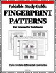 Fingerprints - Forensic Science - Foldable for Interactive Notebooks