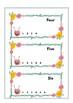 Fingerprints Lovebug - Preschool Kindergarten Math Activity