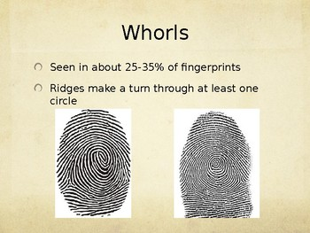 Fingerprints Powerpoint