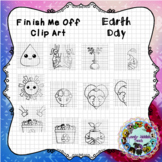 Finish Me Off Clip Art: Earth Day