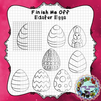 Finish Me Off: Easter Eggs