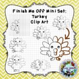 Finish Me Off Mini Set 2: Turkeys